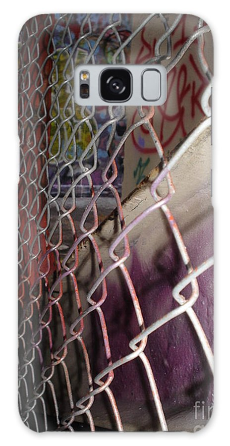 Urban Art Galaxy S8 Case featuring the photograph Layers Of Urbanity by Chandelle Hazen
