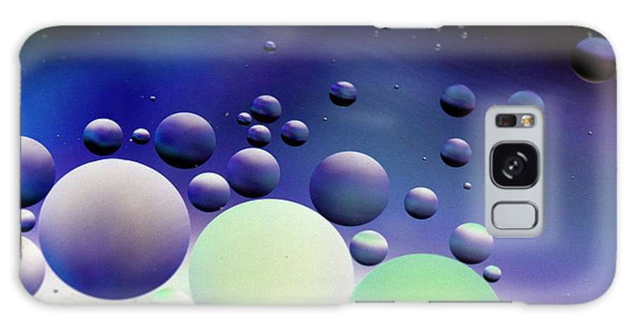 Oil Galaxy S8 Case featuring the photograph Leaders Of The Pack by Rebecca Cozart