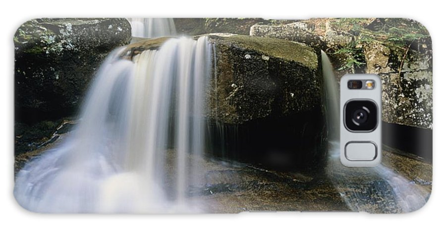 Wilderness Galaxy S8 Case featuring the photograph Ledge Brook - White Mountains New Hampshire Usa by Erin Paul Donovan