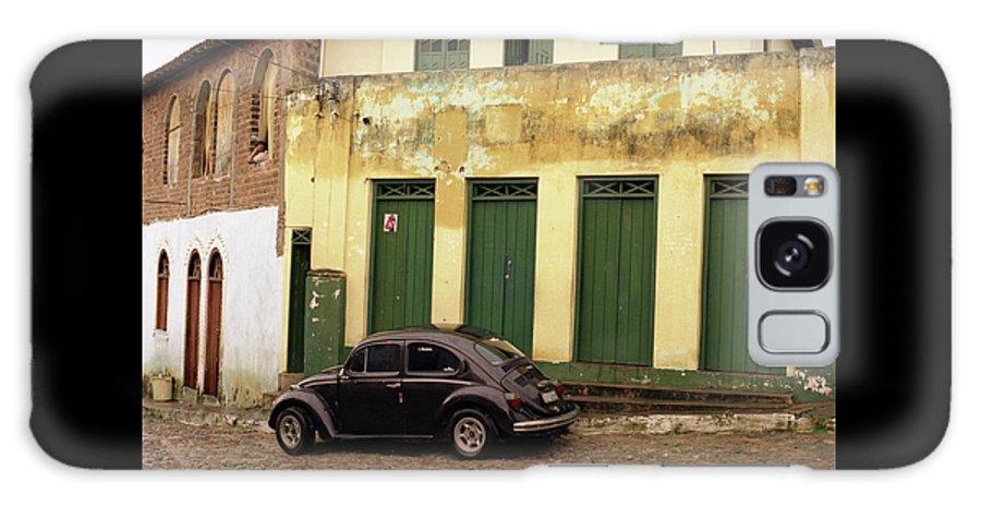 Bahia Galaxy Case featuring the photograph Lencois - Bug by Patrick Klauss
