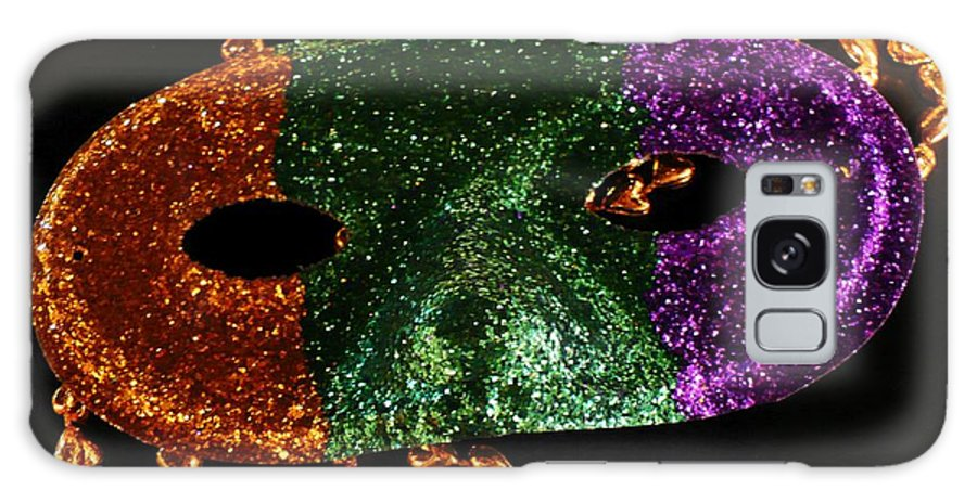 Mardi Gras Galaxy Case featuring the photograph Let The Good Times Roll by Florene Welebny