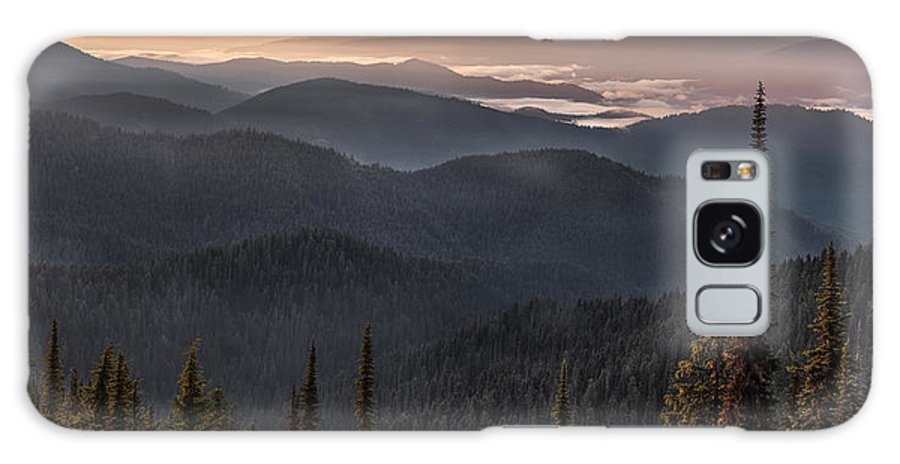 Idaho Scenics Galaxy S8 Case featuring the photograph Lewis And Clark Route 2 by Leland D Howard