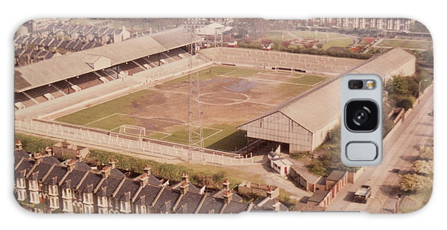 Galaxy S8 Case featuring the photograph Leyton Orient - Brisbane Road - Aerial View 1 - Looking South East by Legendary Football Grounds