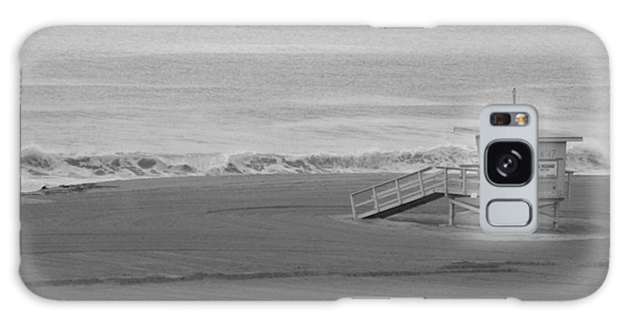 Beaches Galaxy Case featuring the photograph Life Guard Stand by Shari Chavira