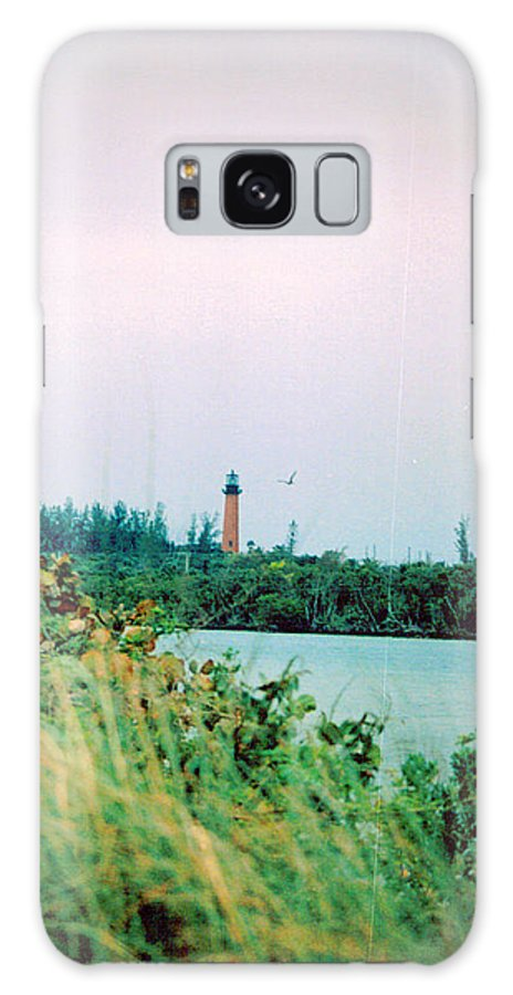 Lighthouse Galaxy S8 Case featuring the photograph Lighthouse by Vicki Lynn Sodora