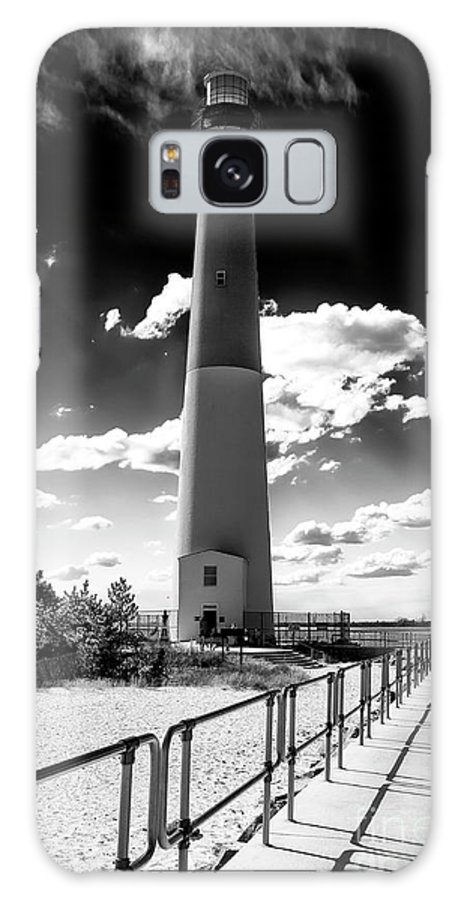 Lighthouse Walk Galaxy S8 Case featuring the photograph Lighthouse Walk by John Rizzuto