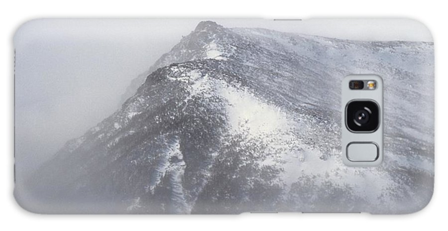 Lions Head Galaxy S8 Case featuring the photograph Lion Head - Mount Washington New Hampshire by Erin Paul Donovan
