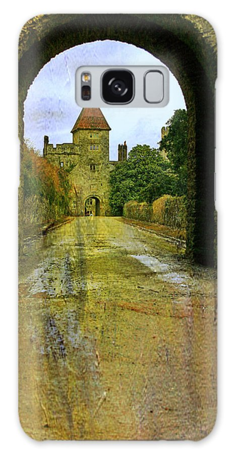 Lismore Castle Gate Galaxy S8 Case featuring the photograph Lismore Castle Gate by Martina Fagan