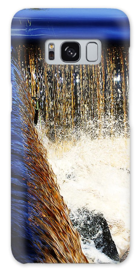 Country Galaxy S8 Case featuring the photograph Little Falls by Mark Wiley