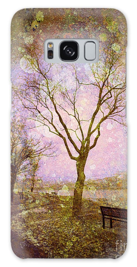 Texture Galaxy S8 Case featuring the photograph Little Pathways by Tara Turner