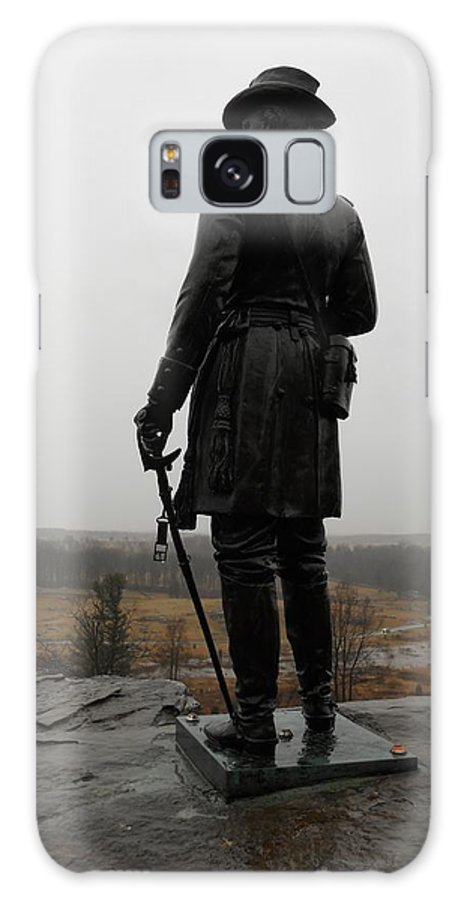 Little Galaxy S8 Case featuring the photograph Little Round Top by Alan Espasandin