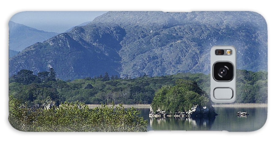 Irish Galaxy S8 Case featuring the photograph Loch Leanne Killarney Ireland by Teresa Mucha