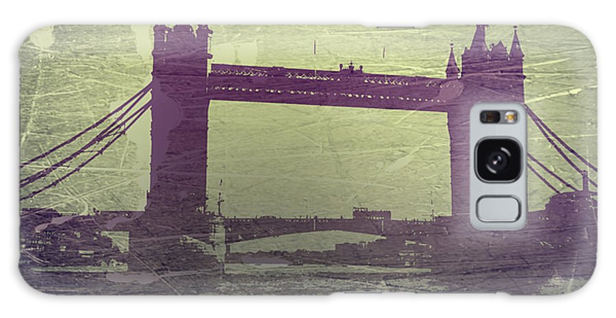 London Tower Bridge Galaxy S8 Case featuring the photograph London Tower Bridge by Naxart Studio