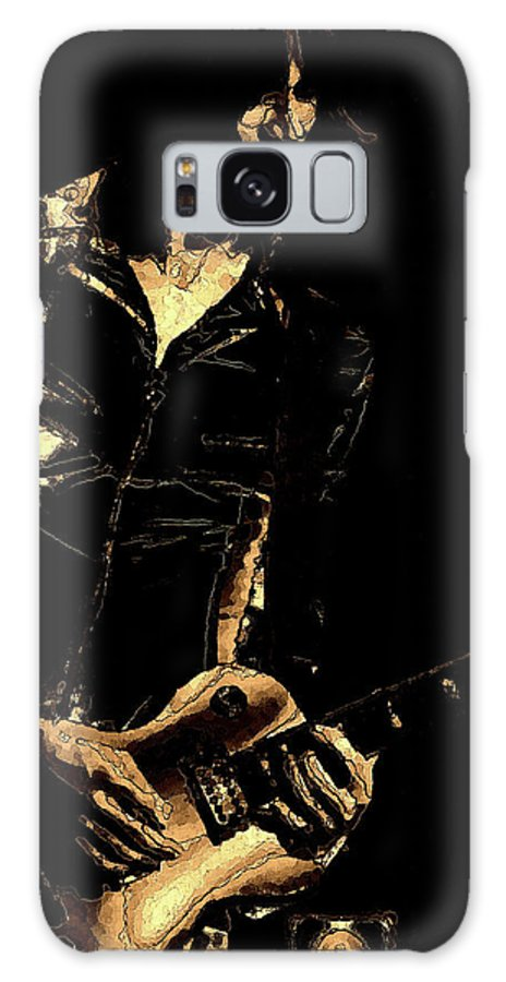 Rock Images Galaxy S8 Case featuring the photograph Long Time by Ben Upham