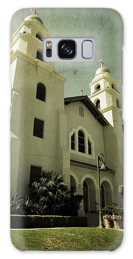 Church Galaxy S8 Case featuring the photograph Beverly Hills Church by Scott Pellegrin