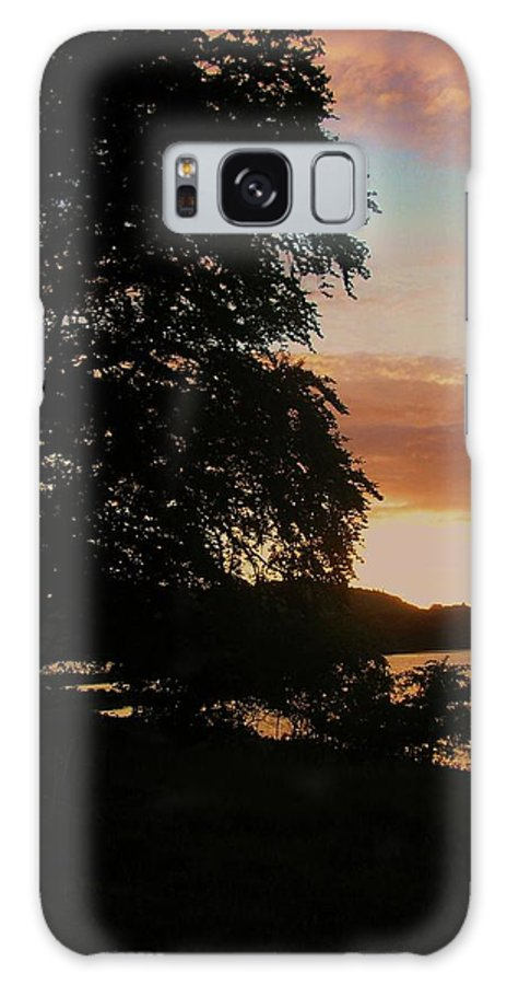 Landscape Galaxy S8 Case featuring the photograph Lough Gill Co. Sligo Ireland by Louise Macarthur Art and Photography