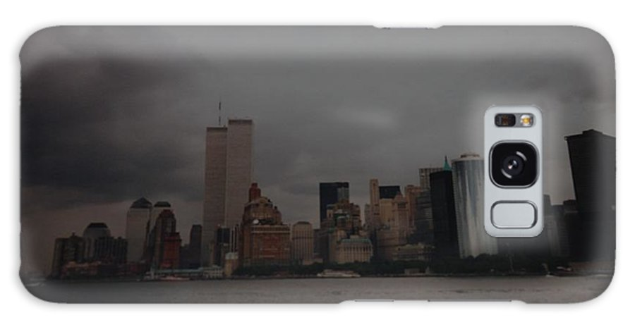 Wtc Galaxy S8 Case featuring the photograph Lower Manhattan by Rob Hans