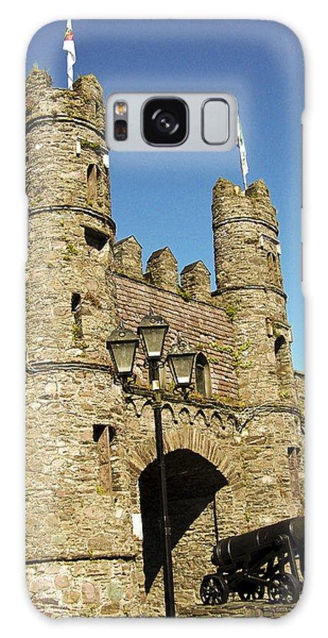 Irish Galaxy S8 Case featuring the photograph Macroom Castle County Cork Ireland by Teresa Mucha