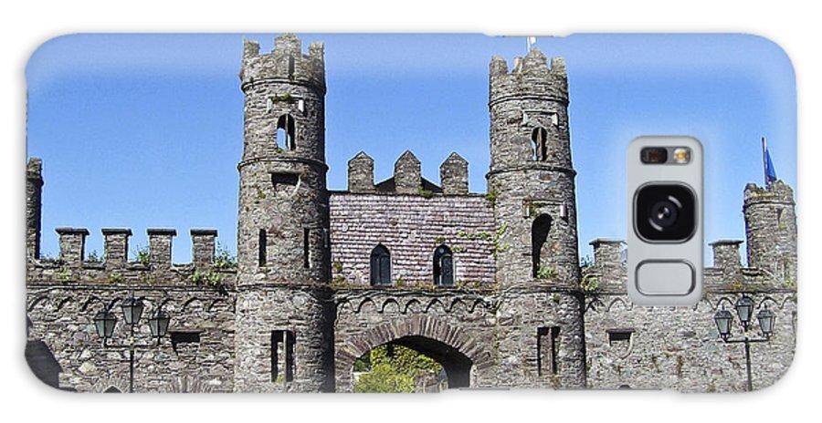 Irish Galaxy S8 Case featuring the photograph Macroom Castle Ireland by Teresa Mucha