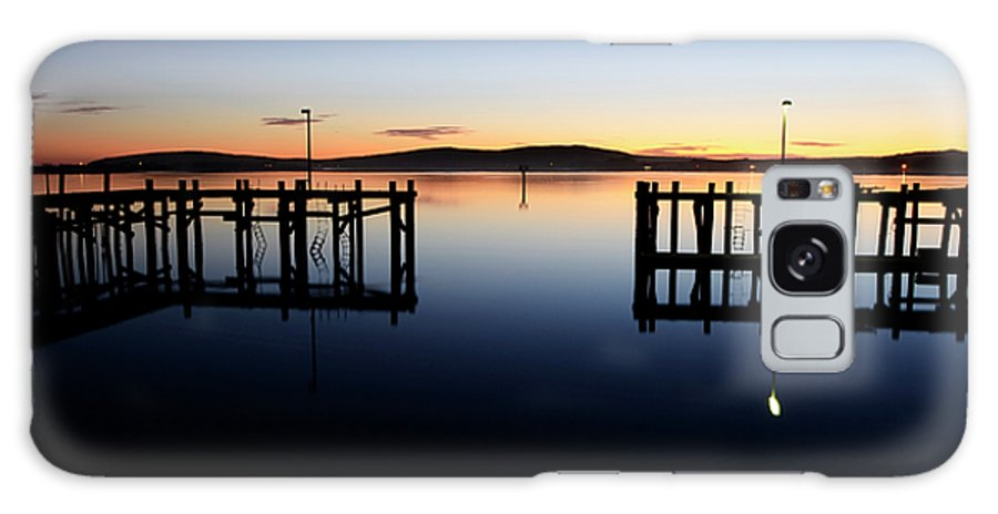 California Galaxy S8 Case featuring the photograph Magic At Bodega Bay California by Bob Christopher