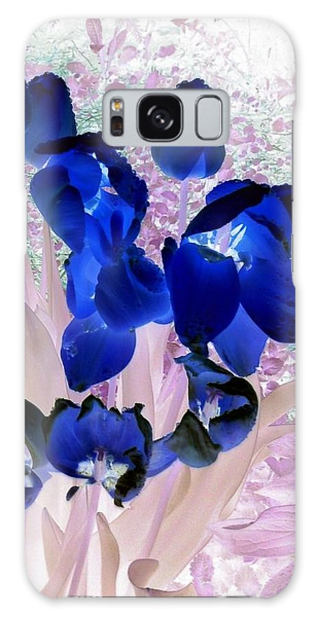 Orphelia Aristal Galaxy S8 Case featuring the photograph Magical Flower I I by Orphelia Aristal