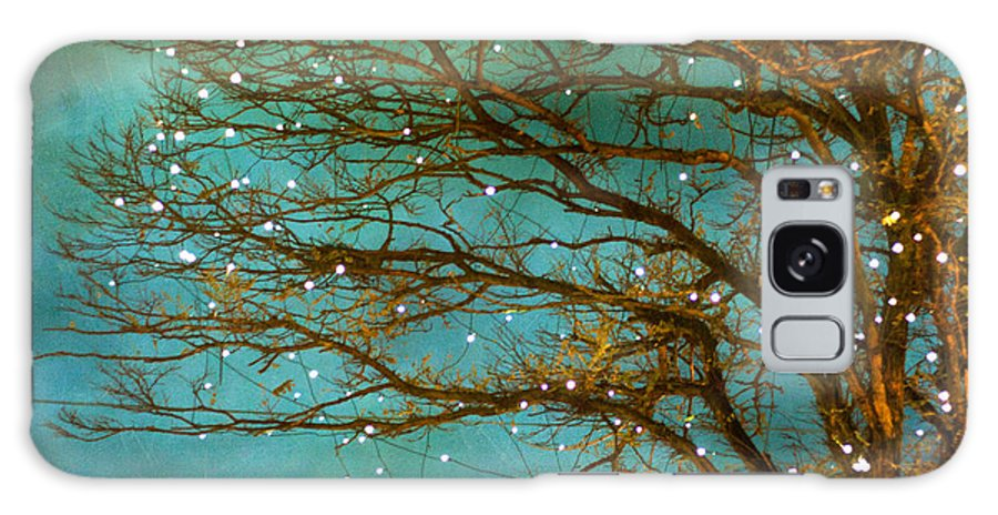 Woodland Galaxy S8 Case featuring the photograph Magical by Violet Gray