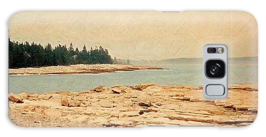 Maine In Summer Galaxy S8 Case featuring the photograph Maine Summer by Desiree Paquette