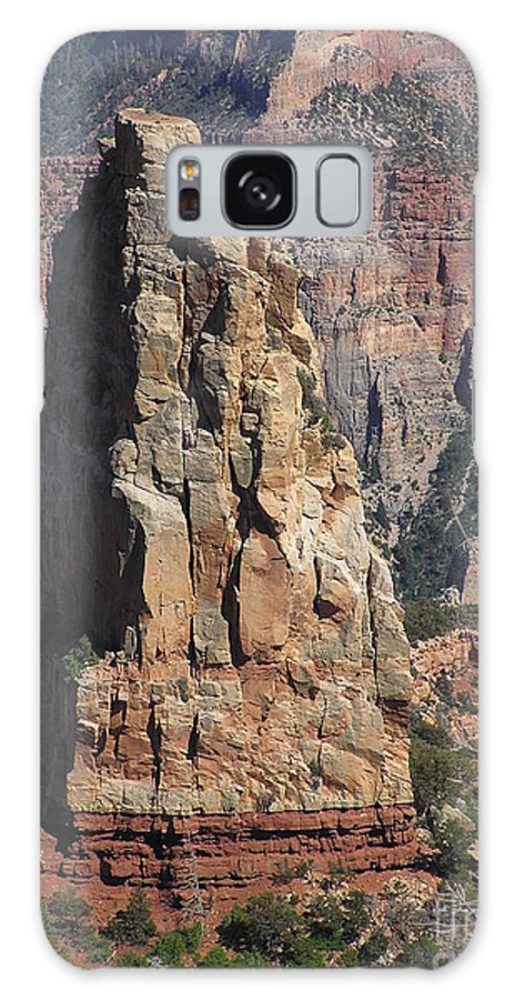 Rock Galaxy Case featuring the photograph Majestic by Louise Magno