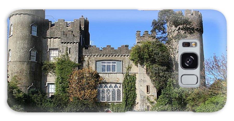 Castles Galaxy S8 Case featuring the photograph Malahide Castle No 2 by Martina Fagan