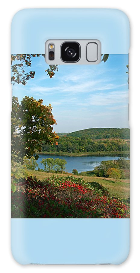 Peterson Nature Photography Galaxy S8 Case featuring the photograph Maplewood State Park by James Peterson
