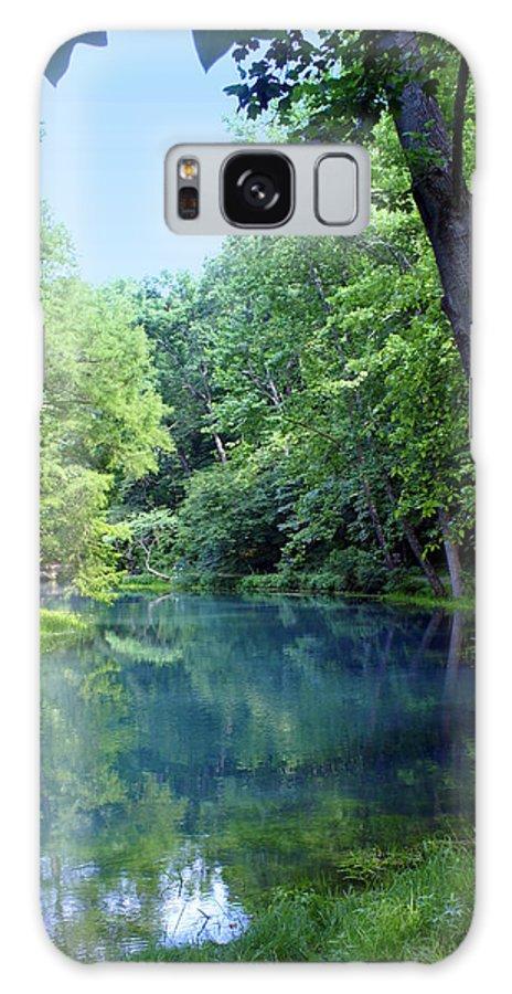 Maramec Springs Park Galaxy S8 Case featuring the photograph Maramec Springs 2 by Marty Koch