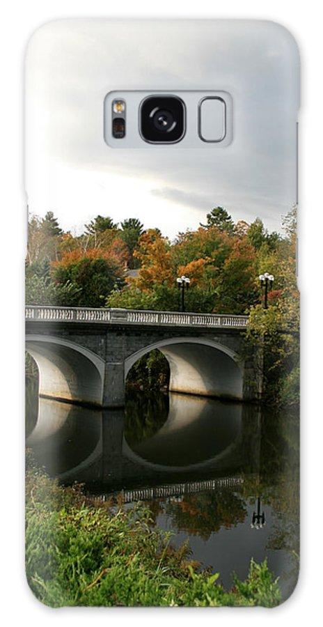 Bridge Galaxy S8 Case featuring the photograph Marble Bridge by George Jones