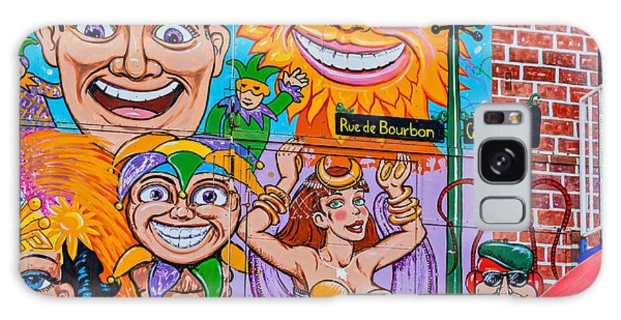 Steve Harrington Galaxy S8 Case featuring the photograph Mardi Gras North 2 by Steve Harrington