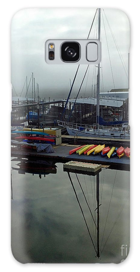 Olympia Galaxy S8 Case featuring the photograph Marina by Bernd Billmayer