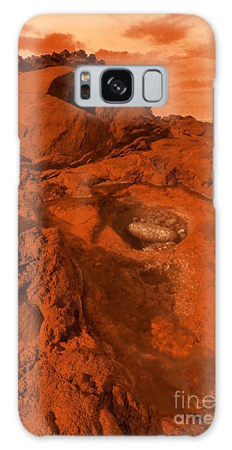 Alien Galaxy Case featuring the photograph Mars Landscape by Gaspar Avila