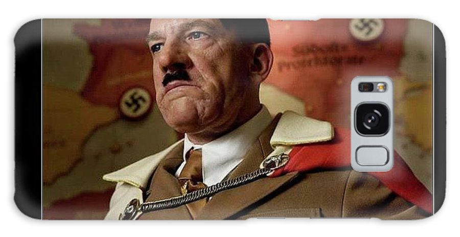 Martin Wuttke As Adolf Hitler Number Two Inglourious Basterds 2009 Frame Added 2016 Galaxy S8 Case featuring the photograph Martin Wuttke As Adolf Hitler Number Two Inglourious Basterds 2009 Frame Added 2016 by David Lee Guss