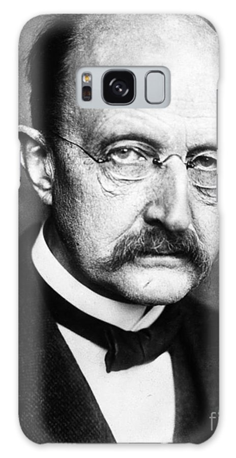 1929 Galaxy S8 Case featuring the photograph Max Planck by Granger