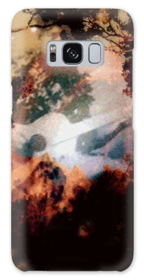 Tropical Interior Design Galaxy Case featuring the photograph Mele Ho Oipoipo by Kenneth Grzesik