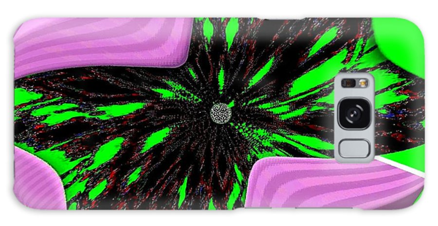 Metamorphose Galaxy S8 Case featuring the digital art Metamorphose by Will Borden