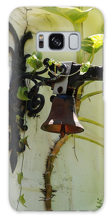 Architecture Galaxy S8 Case featuring the photograph Miami Monastery Bell by Rob Hans