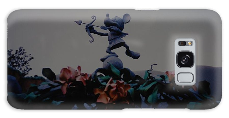 Micky Mouse Galaxy S8 Case featuring the photograph Mickey Mouse by Rob Hans