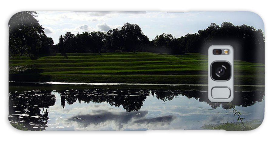 Middleton Place Galaxy Case featuring the photograph Middleton Place II by Flavia Westerwelle