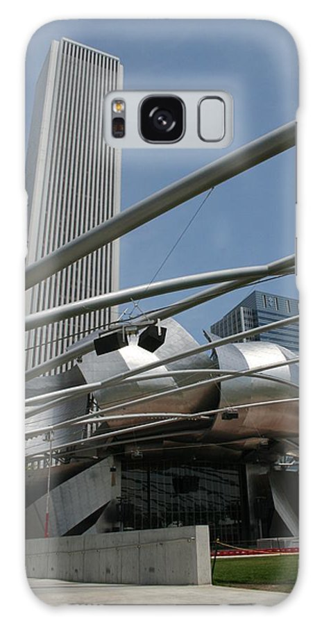 Cityscape Galaxy Case featuring the photograph Millennia by Dylan Punke