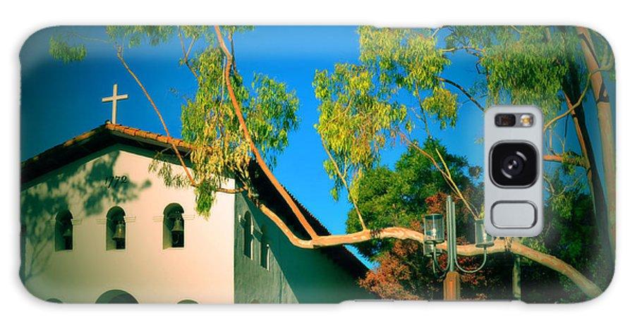 Mission San Luis Obispo Galaxy S8 Case featuring the photograph Mission San Luis Obispo by See My Photos