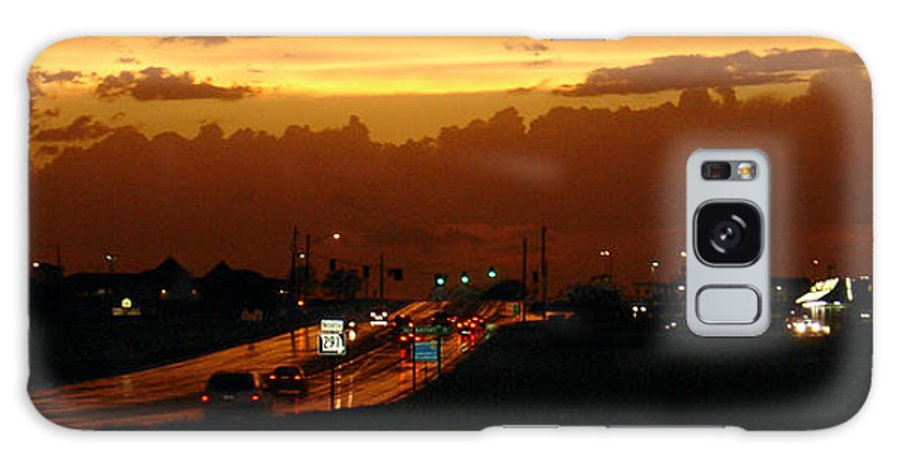 Landscape Galaxy Case featuring the photograph Missouri 291 by Steve Karol