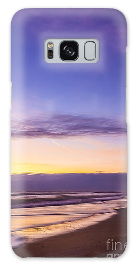 Misty Sunrise Galaxy S8 Case featuring the photograph Misty Sunrise by Marvin Spates