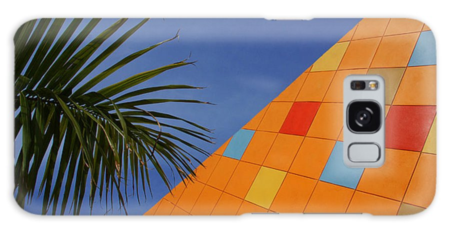 Architecture Galaxy S8 Case featuring the photograph Modern Architecture by Susanne Van Hulst