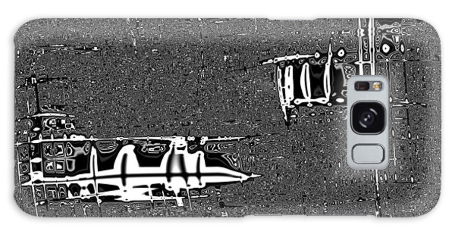 Modern Warfare Galaxy S8 Case featuring the digital art Modern Warfare by Alex Porter