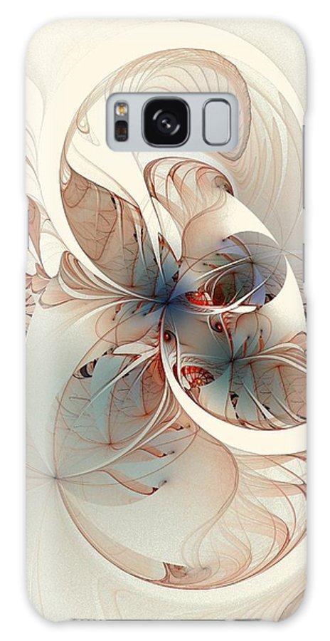Galaxy S8 Case featuring the digital art Mollusca by Amanda Moore