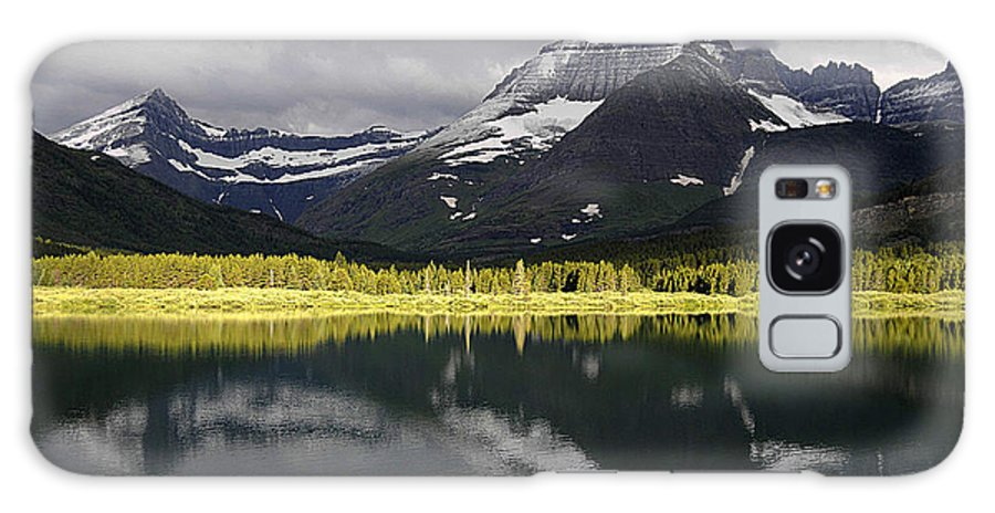 Montana Galaxy S8 Case featuring the photograph Montana by Keith Lovejoy